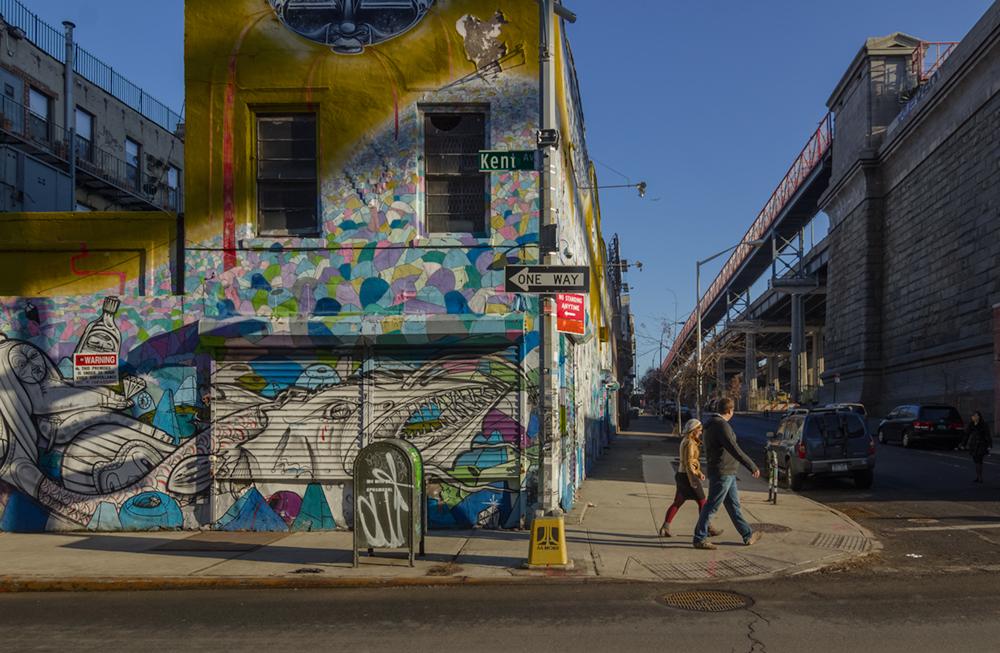Gertz Graffiti Building