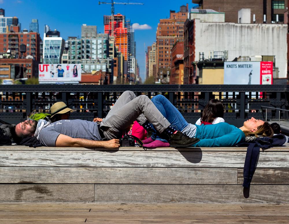 Gertz Highline Couple